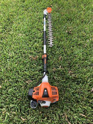 Stihl HL94K Articulating Swivel Hedge Trimmer for Sale in Houston, TX