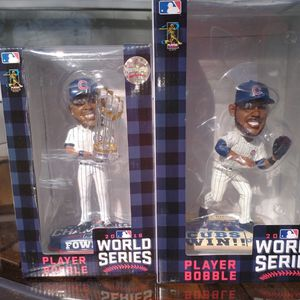 2016 Chicago Cubs Dexter Fowler Bobblehead for Sale in Chicago, IL