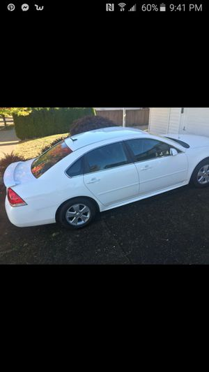Chevy Impala clean title for Sale in Hillsboro, OR