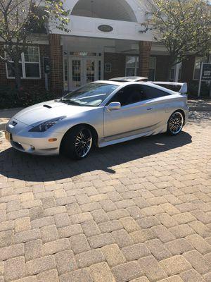 01 Toyota celica GTS for Sale in Springfield, VA