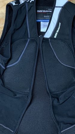 BMW Motorrad Motorcycle Armored Vest for Sale in University Place,  WA