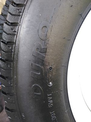 Duro Trailer Tires for Sale in Tampa, FL