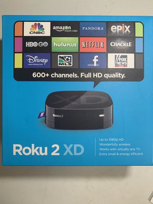 Roku 2XD Streamimg Wireless Router - Cut the Cord! for Sale in Chandler, AZ