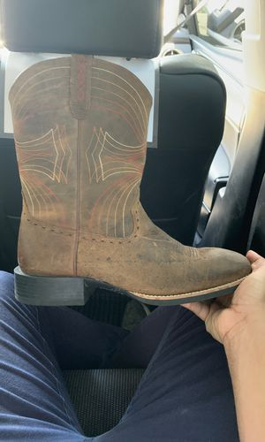 Ariat boots men's 11 OBO must go! for Sale in Miami, FL