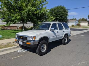 1994 Toyota 4Runner SR5 for Sale in Livermore, CA