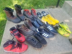 Shoes & youth clothing Adidas, Nike, boots, saddles, cleats, nike, hoodies under armour for Sale in Pittsburgh, PA