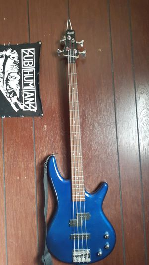 Punk Ibanez bass (guitar strap not included) for Sale in Las Vegas, NV