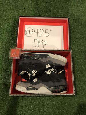 "Jordan 4 ""Fears"" for Sale in Mill Creek, WA"