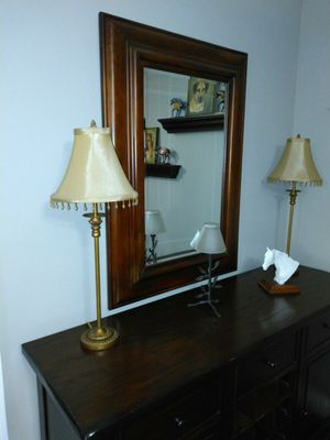Table chairs and hutch for Sale in Harpers Ferry, WV