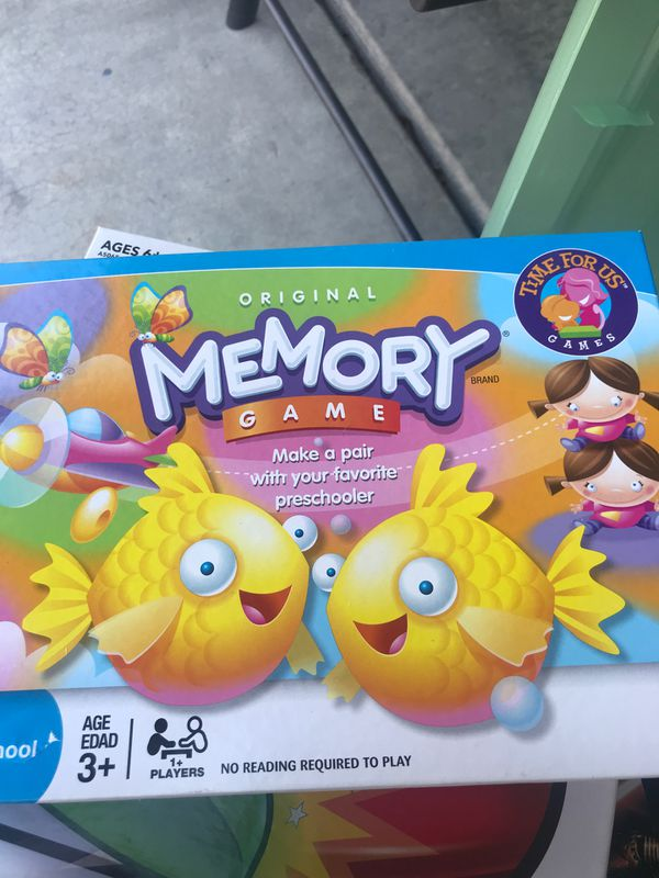 Games for kids and adults
