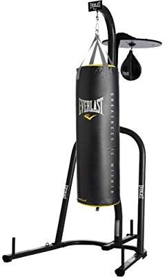 Everlast speed bag punching bag stand for Sale in Pico Rivera, CA