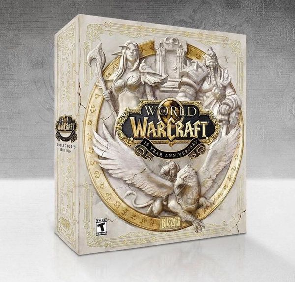 World of Warcraft 15th Anniversary Collector's Edition PC (In Hand)