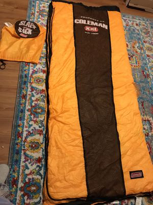 Coleman sleeping bag for Sale in San Marcos, TX