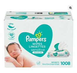 PAMPERS SENSITIVE WIPES (NEW) for Sale in Fontana,  CA