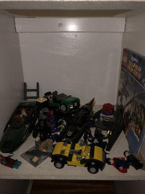 Random Marvel/DC LEGO sets for Sale in Fresno, CA