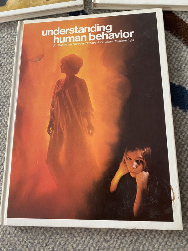 1974 Understanding Human Behavior Volume 1-3