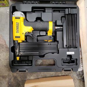 Dewalt DWFP2350K Nailer Gun for Sale in Chino Hills, CA