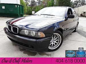 2003 BMW 5 Series for Sale in Atlanta, GA