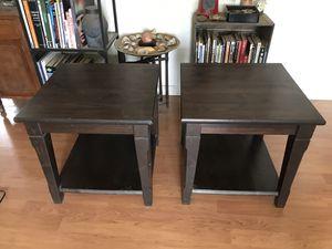 Oak end tables for Sale in Phoenix, AZ