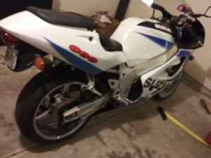Suzuki motorcycle for Sale in San Antonio, TX