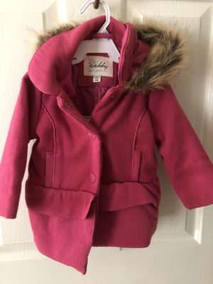 Pink ruffle jacket for Sale in Fullerton, CA