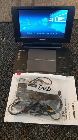 PANASONIC PORTABLE DVD PLAYER for Sale in Westerly, RI