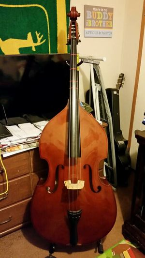 Bass an violins for Sale in Grape Creek, TX