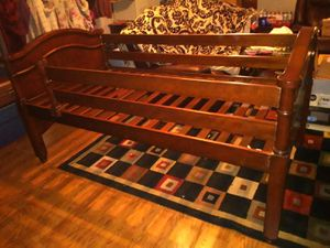 Twin loft bed frame for Sale in Tulsa, OK