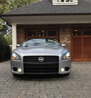 On saleee 2009 Nissan Maxima-SV FWDWheelss Nothing|Wrong for Sale in Columbus, GA