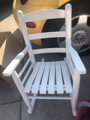 Child's Rocking chair for Sale in West Point, UT