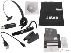 Jabra M5390 Multiuse Bluetooth Wireless Headset and A335w USB Dongle for Sale in Joliet, IL