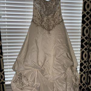 Wedding Dress Great Condition for Sale in Apopka, FL