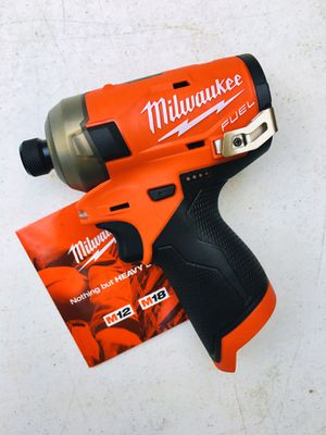 New Milwaukee M12 FUEL Surge Hydraulic Driver (Tool Only) for Sale in Modesto, CA