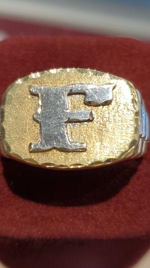14k Men's Ring for Sale in Franklin Park, IL