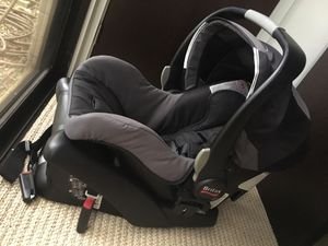 Car Seat + base + stroller adapters for Sale in Orlando, FL