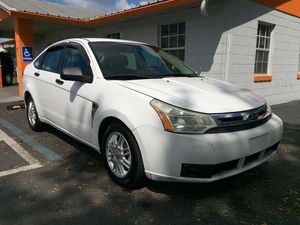 2008 Ford Focus SE for Sale in Kissimmee, FL