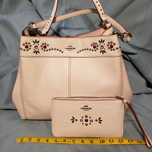 "Coach ""Phoebe "" style purse and matching wallet for Sale in Scottsdale, AZ"