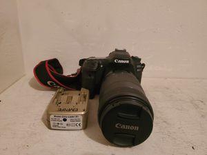 Canon EOS 80D DSLR 24.2 Mega Pixel for Sale in Mesquite, TX