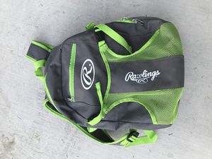 Boys Baseball Backpack for Sale in North Las Vegas, NV