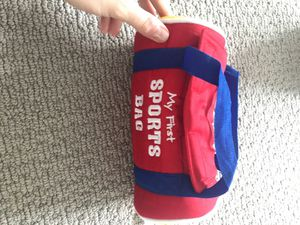 Kids toy sports bag for Sale in Seattle, WA