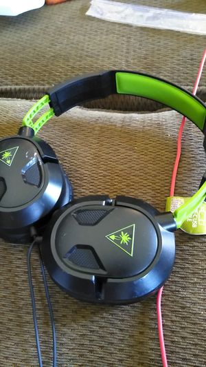 Turtle Beach gaming headphones for Sale in Fayetteville, AR