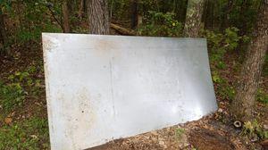 4x8 x 1/16 galvanized sheet steel for Sale in Lynchburg, VA