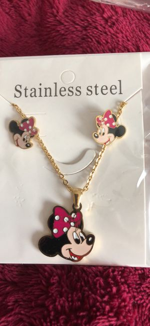 Minnie Mouse set for Sale in Largo, FL