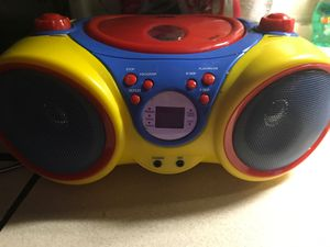 Cd player for kids for Sale in El Cajon, CA
