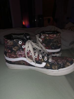 Vans Floral Shoes for Sale in Colorado Springs, CO