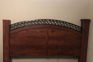 King size bed frame for Sale in Jackson, TN