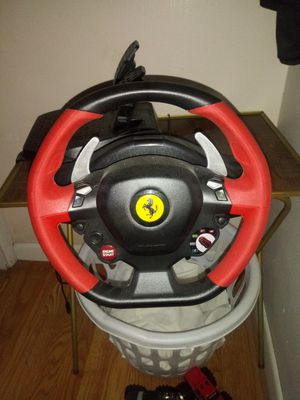 Xbox one steering wheel for Sale in Mount Vernon, OH