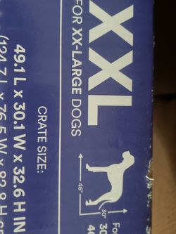 XXL DOG CRATES for Sale in Vallejo,  CA