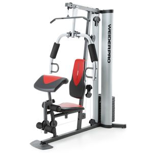 Home Gym System with 6 Workout Stations and Professional Exercise Chart for Sale in Norwalk, CA