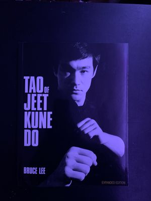 Tao of Jeet Kune Do - Book by Bruce Lee for Sale in Fresno, CA